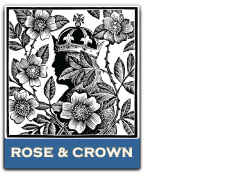 Rose & Crown Blackfriars Logo